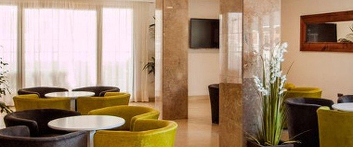 SALA TV Apartamentos Sol y Vera