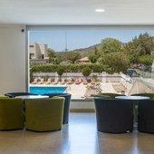 Lobby Apartamentos Sol y Vera